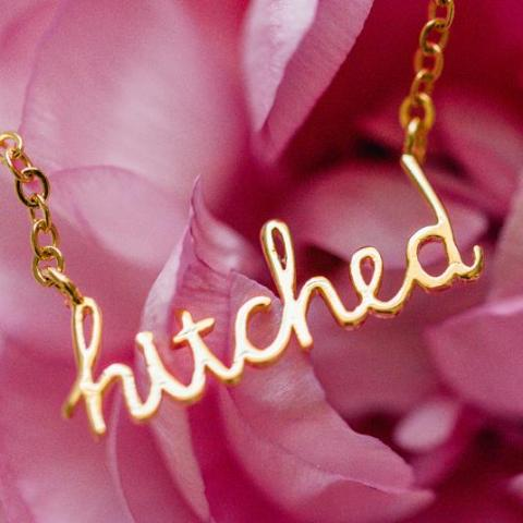 Hitched Necklace