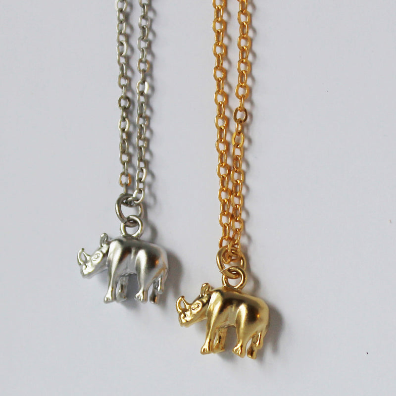 Rhinoceros Necklace Wholesale