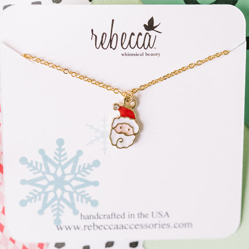 Santa Necklace Wholesale