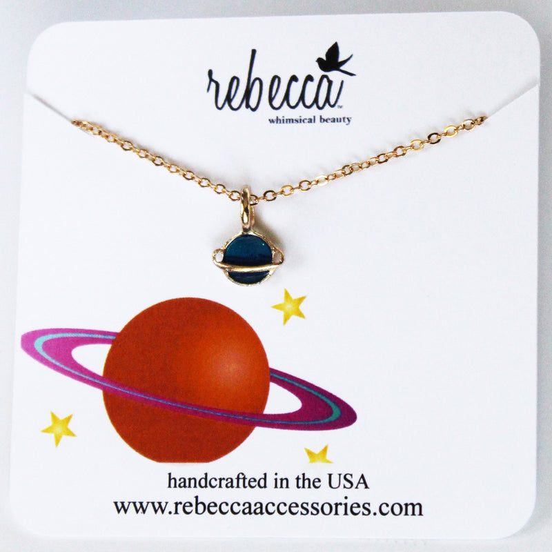 Saturn Necklace Wholesale