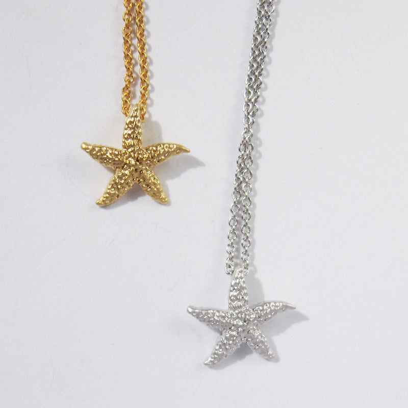 Starfish Necklace Wholesale