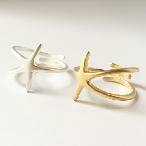 Starfish Wrap Ring Wholesale