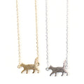 Walking Cat Necklace Wholesale