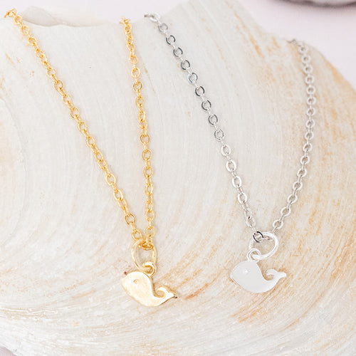 Whale Necklace Wholesale