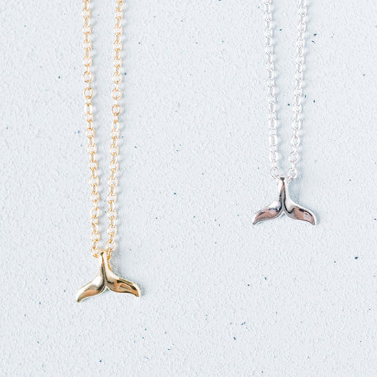 Whale Tail Necklace Wholesale
