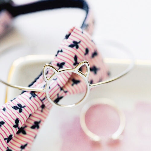 Kitty Cat Cuff