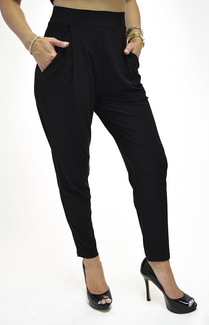 Pull On Pleat Pant