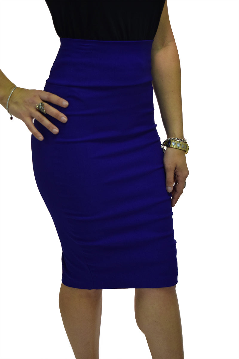 Midi Bodycon High Waist Pencil Skirt