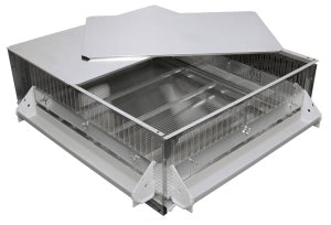GQF Model 0534 Box Brooder For Young Birds - Government Lab Enterprises