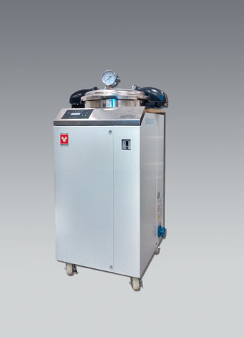 Yamato SK-200C/SK-210C  Benchtop Sterilizer (24L; 115V/220V) - Government Lab Enterprises