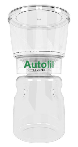 Foxx Life Sciences 1102-RLS Full Assembly Autofill, 500ml, 0.2um Case of 12 (CS12) - Government Lab Enterprises