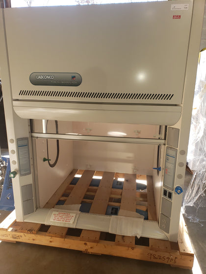 Labconco Protector XL 4 foot benchtop fume hood package