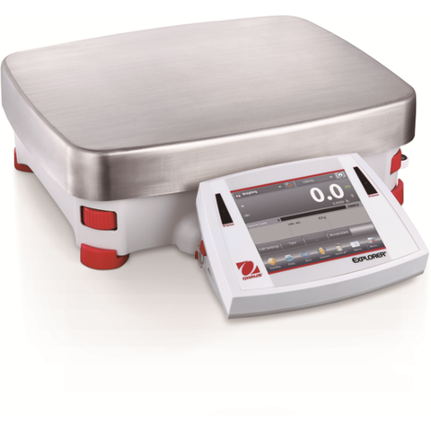 Ohaus EX12001 AM Explorer Precision High Capacity Balance (12000g x 0.1g) - Government Lab Enterprises