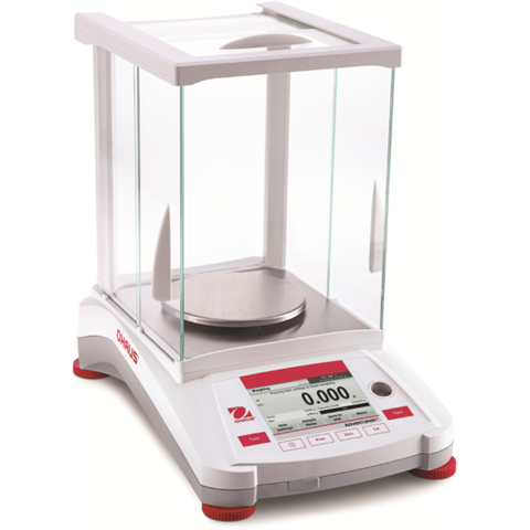 Ohaus AX423 or AX423/E Adventurer Precision Balance (420g x 1mg) - Government Lab Enterprises