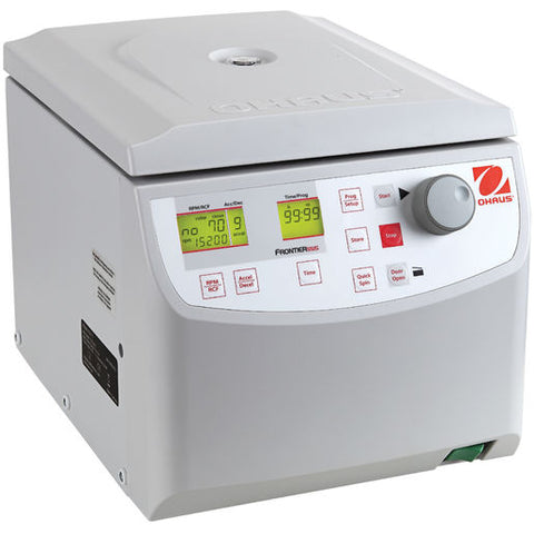 Ohaus FC5515 Frontier Series 120V or 230V Microcentrifuge - Government Lab Enterprises