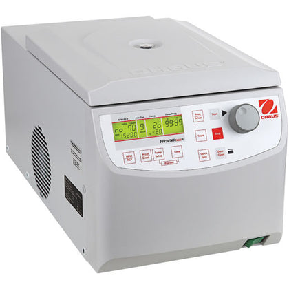 Ohaus FC5515R Frontier Series 120V or 230V Refrigerated Microcentrifuge - Government Lab Enterprises