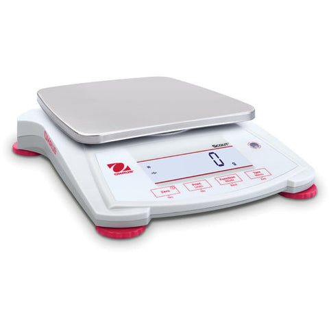 Ohaus SPX8200 AM Scout SPX Balance (8200g x 1g) - Government Lab Enterprises