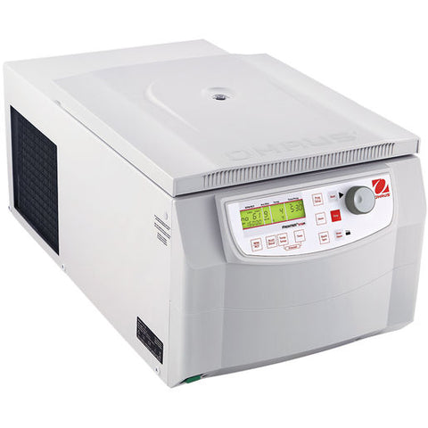 Ohaus FC5718R Frontier Series 120V or 230V Refrigerated Multi-Function Centrifuge - Government Lab Enterprises