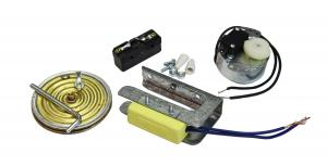 GQF 3076 - Spare Parts Kit for Cabinet Incubators