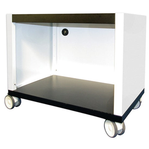 "Erlab Captair Smart Rolling Cart for 49"" W Angled Sash Hoods - Government Lab Enterprises"