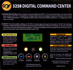 GQF Model 3265 Replacement Command Center - Government Lab Enterprises