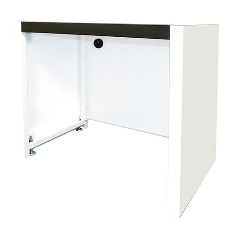 "Erlab Captair Smart Base Stand for 49"" W Angled Sash Hoods - Government Lab Enterprises"