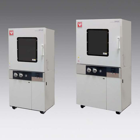 Yamato DP-43C Vacuum Oven 3.2 cu. ft. (91 L) 220V 11A 50/60Hz Max Temp. 200C - Government Lab Enterprises