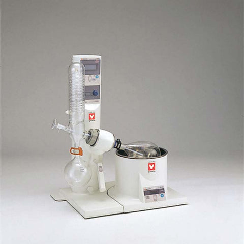 Yamato RE-802-AW Highly Functional and Programmable Rotary Evaporator - Government Lab Enterprises