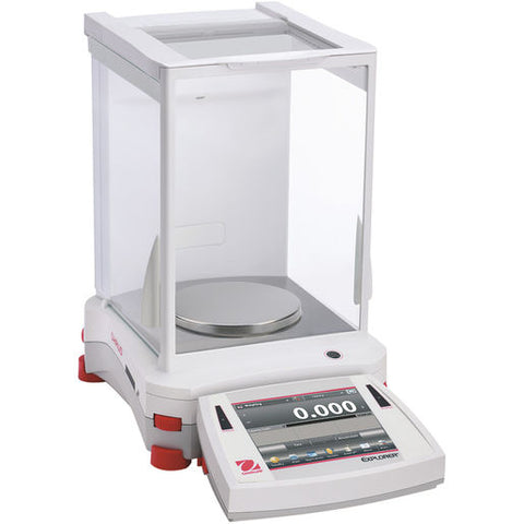 Ohaus EX423, EX423/E or EX423N Explorer Precision Balance (420g x 1mg) - Government Lab Enterprises