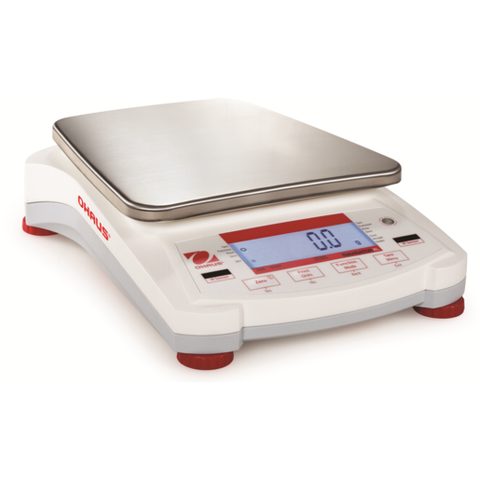 Ohaus NVL511/1 AM Navigator XL Balance (510g x 0.1g) - Government Lab Enterprises