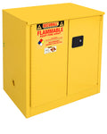 Securall A231 30 gallon Flammable Storage Cabinet with Sliding Doors - Government Lab Enterprises
