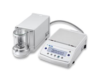 Aczet CM 5 Micro Balance with internal calibration (5g x 1ug) - Government Lab Enterprises