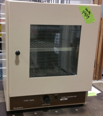Barnstead/Thermolyne Model OV19225 Type 19200 gravity oven - Government Lab Enterprises