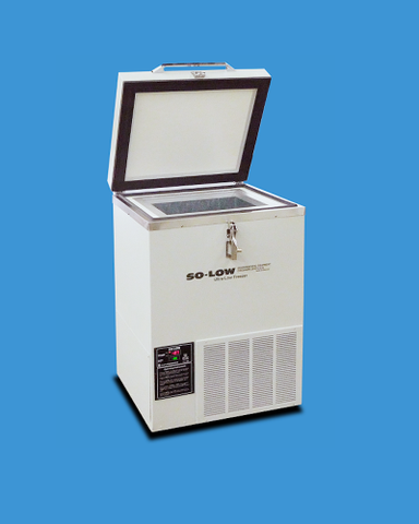 So-Low C85-2 Ultra Low Temperature -85C  Mini Chest Freezer (2 cu. ft.) - Government Lab Enterprises