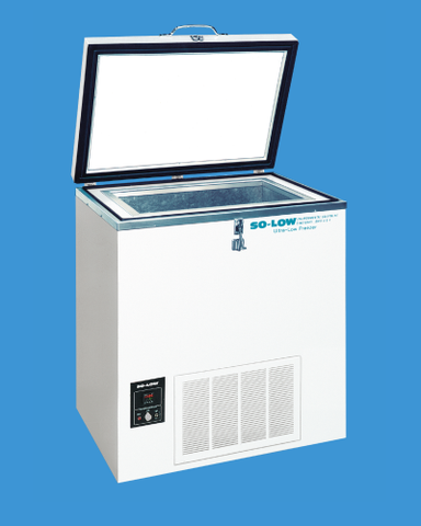 So-Low C85-3 Ultra Low Temperature -85C  Chest Freezer (3 cu. ft.) - Government Lab Enterprises