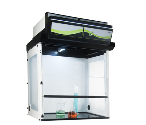 Erlab Captair 392 Smart Ductless Fume Hood/CVE - Government Lab Enterprises