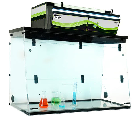 Erlab Captair 481 Smart Ductless Fume Hood/CVE - Government Lab Enterprises