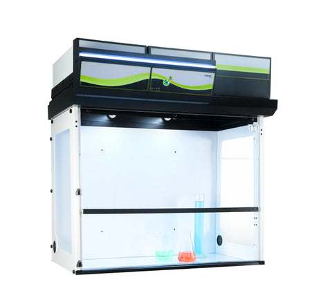 Erlab Captair 483 Smart Ductless Fume Hood/CVE - Government Lab Enterprises