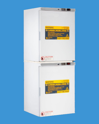 So-Low DHH-9RFFMS Flammable Material Storage Refrigerator/Freezer 30 cu. ft. 115V