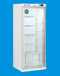 So-Low DHK4-10GD Economy Laboratory Refrigerator with Glass Door 10 cu. ft. 115V