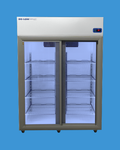 So-Low DHS4-49GD 2-Glass Door Lab And Pharmacy Refrigerator 49 cu. ft. 115V
