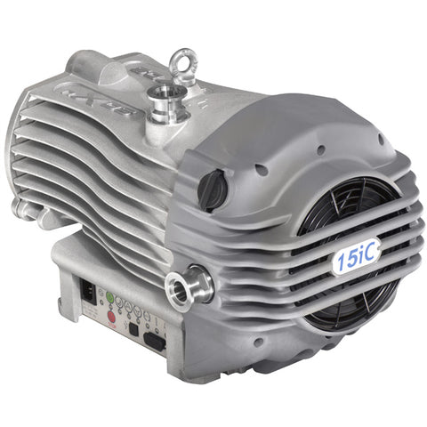 Edwards A73702983 nXDS15iC Corrosive Resistant Dry Scroll Vacuum Pump 100-127/200-240V 1PH 50/60HZ - Government Lab Enterprises