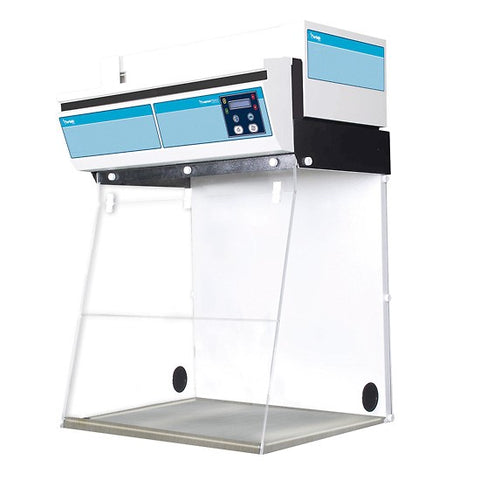 "Erlab Captair FLOW 391 39"" Laminar Flow Hood Package - Government Lab Enterprises"