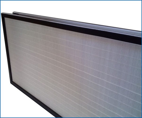 New HEPA filters for Thermo Herasafe biosafety cabinet - Government Lab Enterprises
