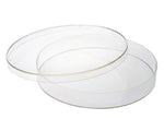 CELLTREAT 229655 150mm x 20mm Petri Dish, Non-Vented Lid, Sterile, 100PK - Government Lab Enterprises