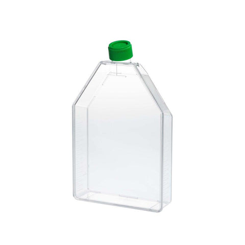 CELLTREAT 229360 300cm2 Tissue Culture Flask - Plug Seal Cap, Sterile, 40PK - Government Lab Enterprises