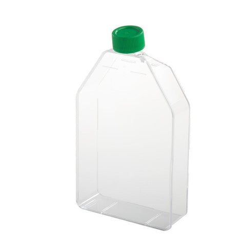 CELLTREAT 229370 225cm2 Tissue Culture Flask - Plug Seal Cap- Sterile-40PK - Government Lab Enterprises