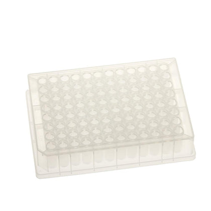 CELLTREAT Plates - 96 Deep Well Storage Plates (Polypropylene) - Government Lab Enterprises
