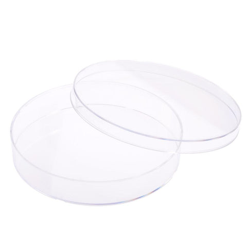 CELLTREAT 229652 150mm x 25mm Tissue Culture Treated Dish, Sterile, 60PK - Government Lab Enterprises