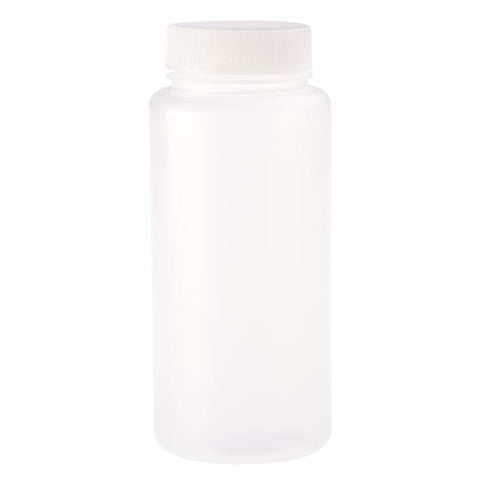 CELLTREAT  229797 500mL Wide Mouth Bottle, Round, PP, Non-sterile, 24PK - Government Lab Enterprises